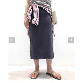 L'Appartement DEUXIEME CLASSE - L'Appartement AMERICANA Sweat スカート美品
