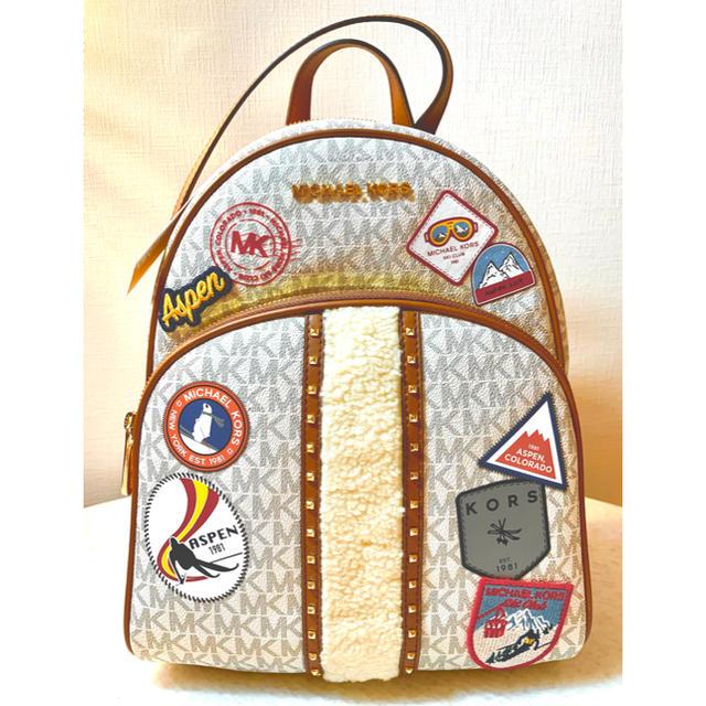 Michael Kors - 【週末セール】⭐️新品・タグ付き⭐️マイケルコース バッグパックの通販