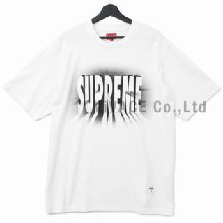 シュプリーム(Supreme)のSupreme Light S/S Top 白L(Tシャツ/カットソー(半袖/袖なし))