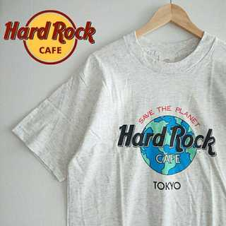 778 希少 ハードロックカフェ 90s 90年代製 デッドストック Tシャツ(Tシャツ/カットソー(半袖/袖なし))