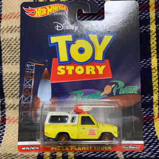 Disney - 日本未発売 ホットウィールトイストーリーピザプラネットトラックTOYSTORY