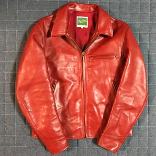 THE FLAT HEAD - フラットヘッド ライダースジャケット