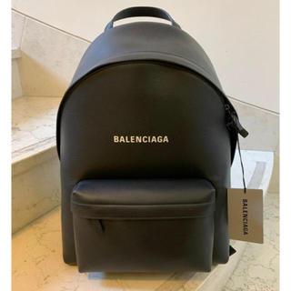 Balenciaga - 【BALENCIAGA】バレンシアガ 18新作 エブリデイバックパック ブラック