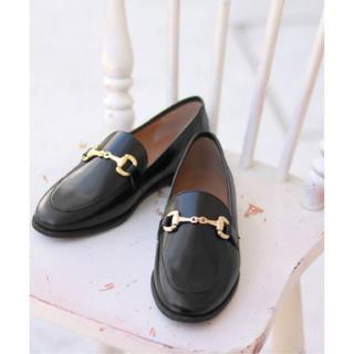 イエナスローブ(IENA SLOBE)のマリオントゥッフェ ローファー スローブイエナ 38(ローファー/革靴)