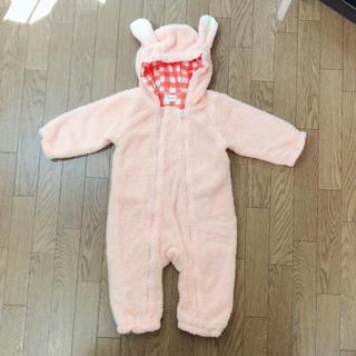 kid's zoo - kid's zoo  防寒カバーオール 80㎝ ◡̈︎*
