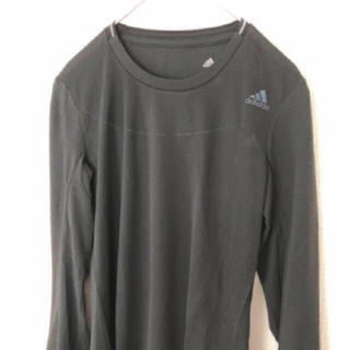 アディダス(adidas)の新品:adidas 長袖 シャツ(Tシャツ(長袖/七分))