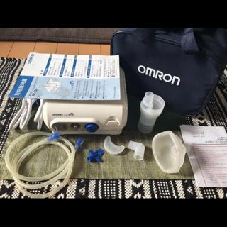 オムロン(OMRON)のOMRONコンプレッサー式ネブライザーNE-C28(その他)