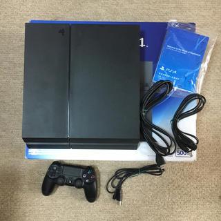 PlayStation4 - 美品 PlayStation4本体 1100