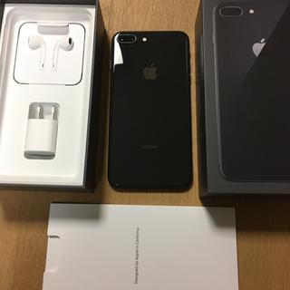 Apple - 傷なし!iPhone 8 Plus 256GB  simロック解除済み