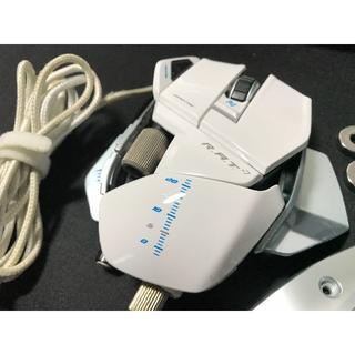 ゲーミングマウス R.A.T TM7 RAPID-FIRE  (PC周辺機器)