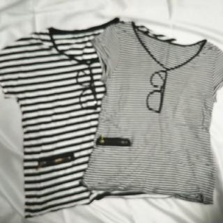 アダムエロぺ(Adam et Rope')の👕アダム・エ・ロペ 二種類セットTシャツ(Tシャツ(半袖/袖なし))