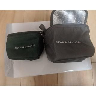 ディーンアンドデルーカ(DEAN & DELUCA)の新品未使用 DEAN&DELUCA 付録2点(ポーチ)