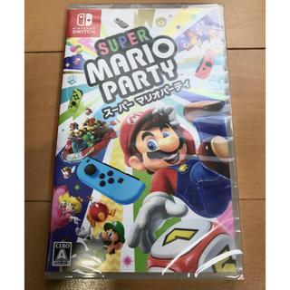 Nintendo Switch - マリオパーティ 新品未開封 Switch