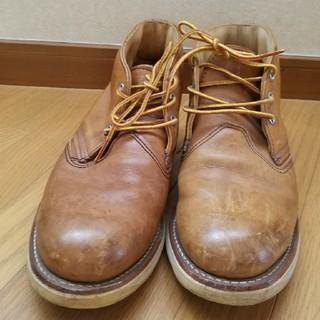 レッドウィング(REDWING)のRED WING 3140 CLASSIC CHUKKA 27cm 中古 メンズ(ブーツ)