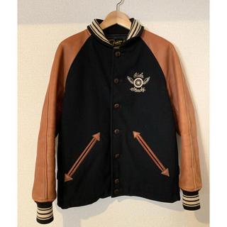 クーティー(COOTIE)のcootie スタジャン tour jacket ツアージャケット(ブルゾン)