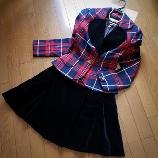 Vivienne Westwood - ラブジャケット+ライディングスカート