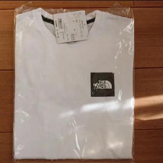 THE NORTH FACE - 新品 ノースフェイス Tシャツ ホワイト S