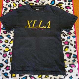エクストララージ(XLARGE)のエクストララージ濃紺ロゴTシャツ#エックスガール(Tシャツ(半袖/袖なし))