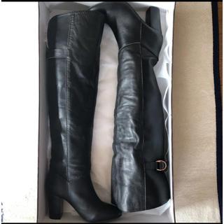 ルージュヴィフ(Rouge vif)のレディースブーツ 22.5cm ルージュヴィフ(ブーツ)