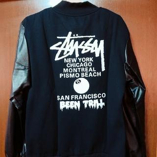 ステューシー(STUSSY)の大人気‼️軽いジャケット‼️(スタジャン)