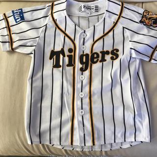 ハンシンタイガース(阪神タイガース)の阪神タイガース ユニフォーム 110 キッズ (応援グッズ)