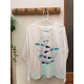 シマムラ(しまむら)の【限定品】Souくんの缶バッジ付きTシャツ(Tシャツ)