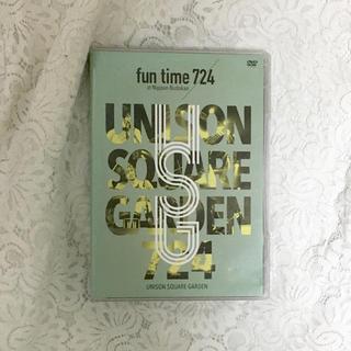 ユニゾンスクエアガーデン(UNISON SQUARE GARDEN)の武道館 UNISON SQUARE GARDEN DVD(ミュージック)