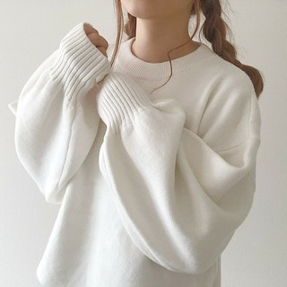 who's who Chico - node balloon sleeve knit