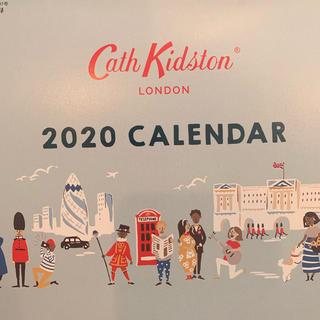キャスキッドソン(Cath Kidston)のキャスキッドソン カレンダー 2020(カレンダー/スケジュール)