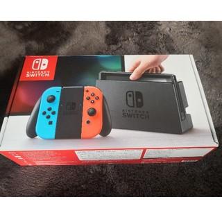Nintendo Switch - nintendo switch 任天堂 スイッチ本体 美品