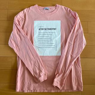 ウィゴー(WEGO)の値下げウィゴー❤️ロンT(Tシャツ/カットソー(七分/長袖))