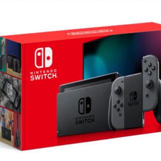 Nintendo Switch - 新型Nintendo Switch Joy-Con(L)/(R) グレー