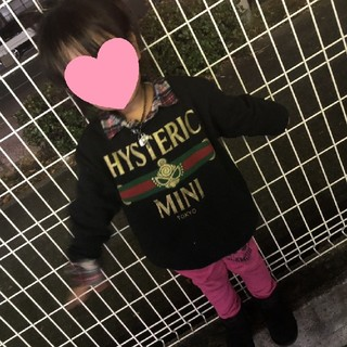 HYSTERIC MINI - Mina♡様専用です❤️ヒスミニトレーナー110㎝