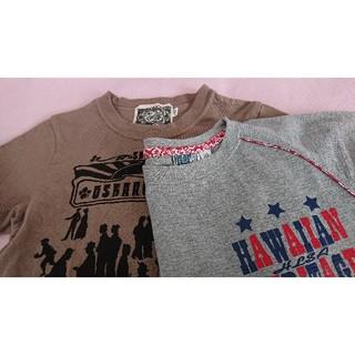 オシャレホンポ(御洒落本舗)の120 半袖Tシャツ(Tシャツ/カットソー)