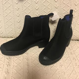 新品 晴雨兼用 キサスポーツ ショートブーツ(ブーツ)