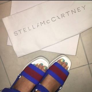 ステラマッカートニー(Stella McCartney)の正規品 箱付き(サンダル)