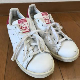 アディダス(adidas)の【adidas STAN SMITH】アディダス・スタンスミス23.5cm(スニーカー)