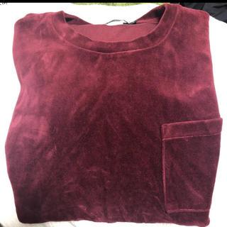レイジブルー(RAGEBLUE)のレイジブルー ベロア(Tシャツ/カットソー(七分/長袖))