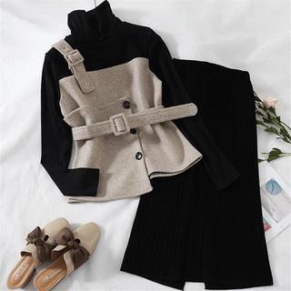 オシャレ可愛い 海外ファッション インポート 韓国ファッション  セットアップ