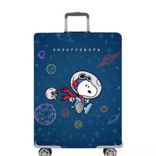 スヌーピー(SNOOPY)の再入荷!1点限り スーツケースカバー スヌーピー 宇宙 XL(スーツケース/キャリーバッグ)