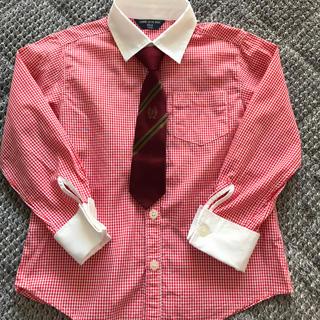 コムサデモード(COMME CA DU MODE)のコムサデモード ネクタイ ワイシャツ110(ドレス/フォーマル)