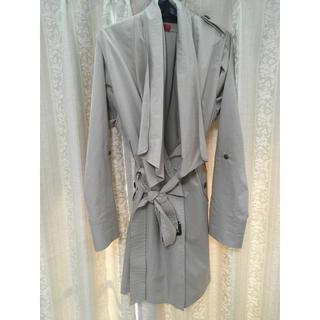 DOUBLE STANDARD CLOTHING - ダブルスタンダード スプリングコート トレンチコート アウター コート 就活