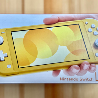 Nintendo Switch Lite イエロー美品