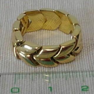 14金イエローゴールド リング(リング(指輪))