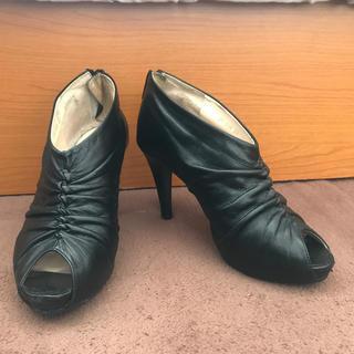 ダイアナ(DIANA)のダイアナ黒(ブーツ)