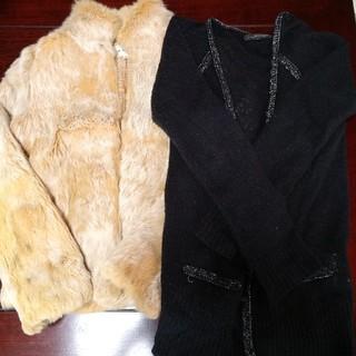 ジャイロ(JAYRO)のファージャケット&カーディガン(毛皮/ファーコート)