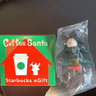 Starbucks Coffee - スターバックス  コーヒーサンタ  ツリー  ノベルティ