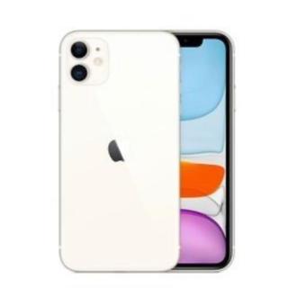 iPhone - Apple iPhone11 64GB  ホワイト SIMフリー 白ロム