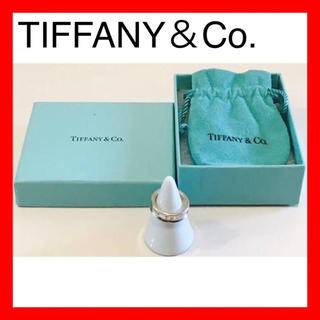 Tiffany & Co. - 【クリスマスプレゼントに♡】TIFFANY&Co. ティファニー  ナローリング