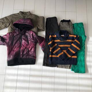 ブランシェス(Branshes)の男児冬服まとめ売り 120(その他)